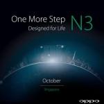 Sortie du Oppo N3, le nouveau smartphone chinois à caméra rotative