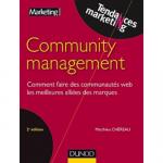 Livre: Community Management par Matthieu Chéreau (2ème édition)