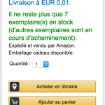 L'extension qui fait trembler Amazon (ou pas)