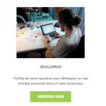 1er hackathon eTourisme en Belgique