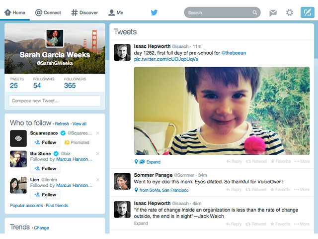 Twitter, Pinterest, Vine, Snapchat : des réseaux sociaux qui se renouvellent