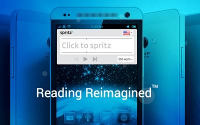 Gagnez du temps grâce à la lecture rapide de Spritz !